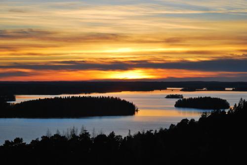 Jezioro Pyhäjärvi