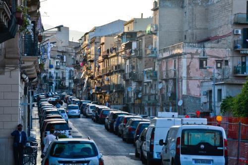 Palermo, Sycylia, Włochy
